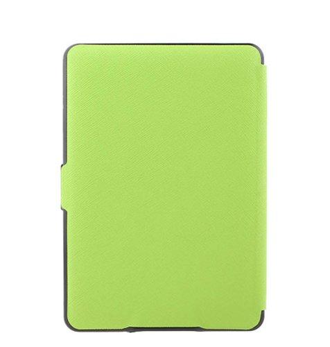 Preklopna maska za Kindle Paperwhite 3 : zelena