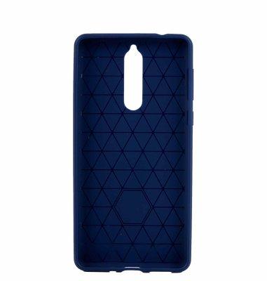 Silikonska maska za Nokia 8 uređaj : plava