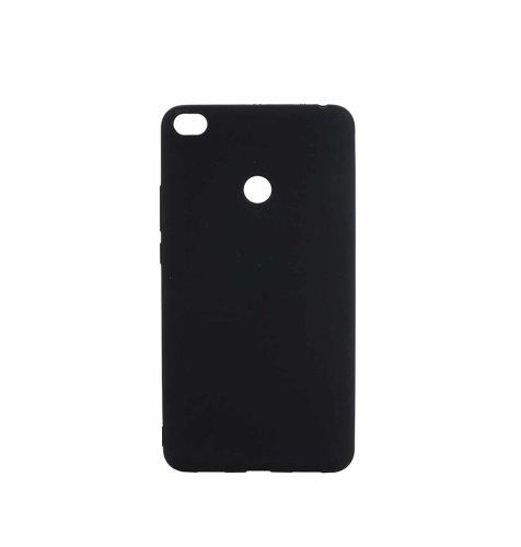 Silikonska maska za Xiaomi Mi Max 2: crna
