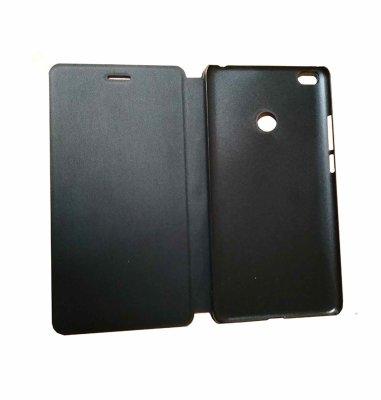 Preklopna maska za Xiaomi Mi Max 2 uređaj : crna
