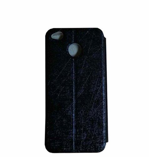 Preklopna maska za Xiaomi Redmi 4X uređaj : crna