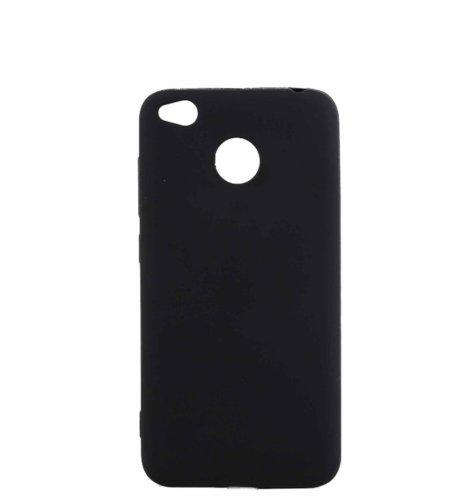 Silikonska maska za Xiaomi Redmi  4X: crna
