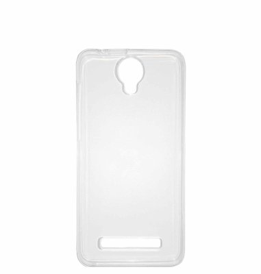 Zaštitna silikonska maskica za Vivax Fun S20: prozirna