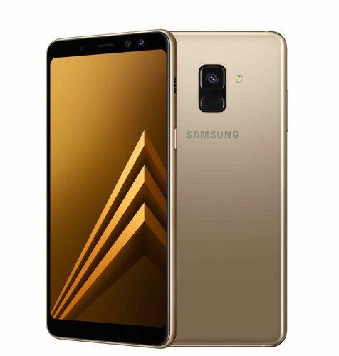Samsung Galaxy A8 2018 Dual SIM: zlatni