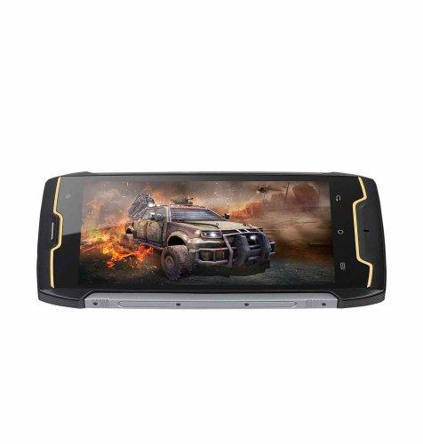 Cubot King Kong Dual SIM: crni