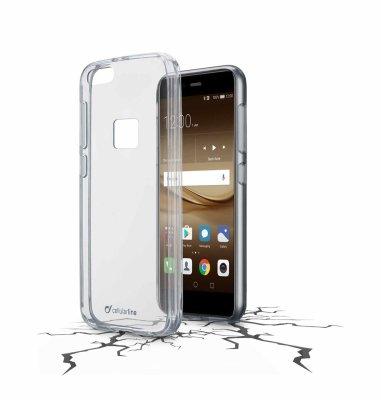 Cellular line plastična zaštita za uređaj Huawei P10 lite: prozirna