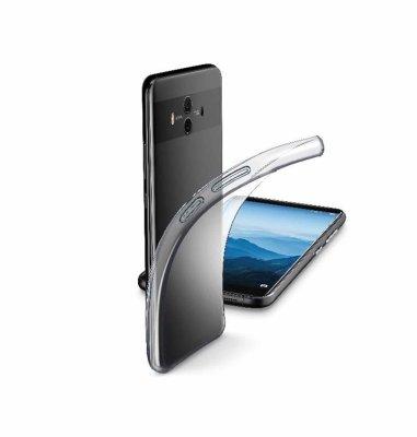 Cellular line silikonska zaštita za uređaj Huawei Mate 10 PRO: prozirna