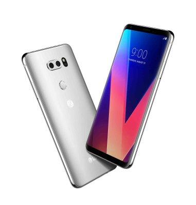 LG V30: srebrni