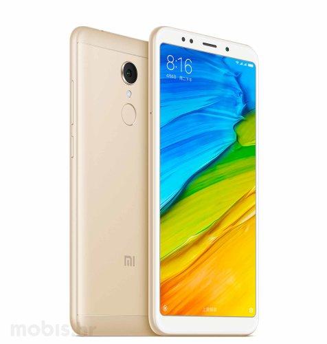 Xiaomi Redmi 5 3GB/32GB: zlatni