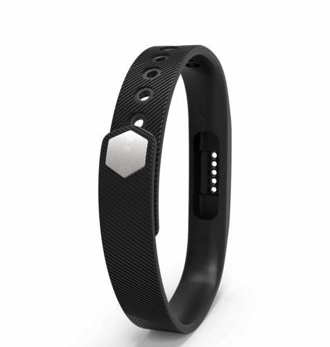 Fitbit Flex 2: crna