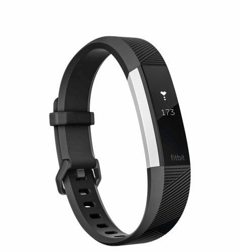 Fitbit Alta HR S: crna
