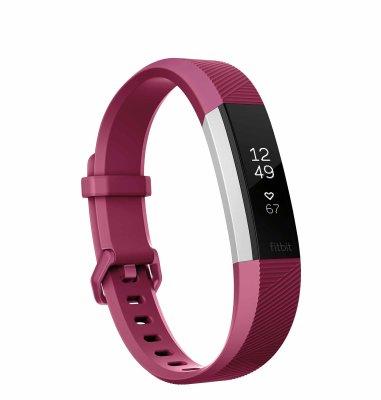 Fitbit Alta HR S: ljubičasta