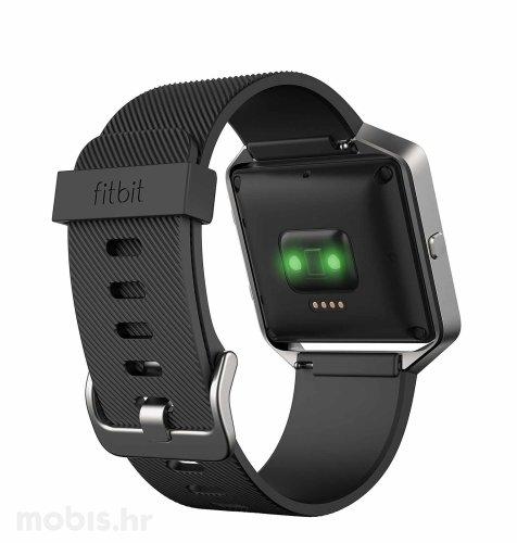 Fitbit Blaze S: crna