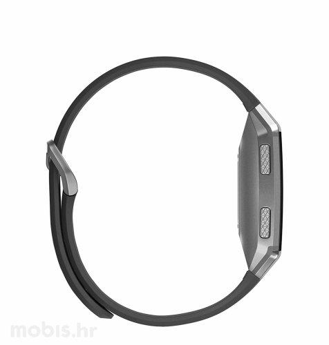 Fitbit Ionic: crno sivi