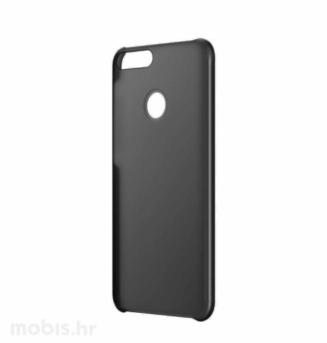 Silikonska maska za Huawei P Smart: crna