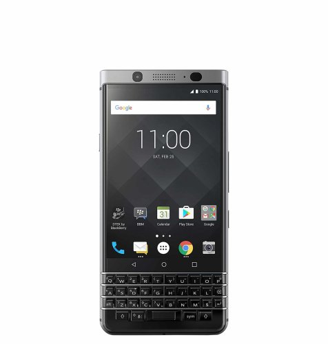 BlackBerry KEYone Qwerty 32GB: srebrni