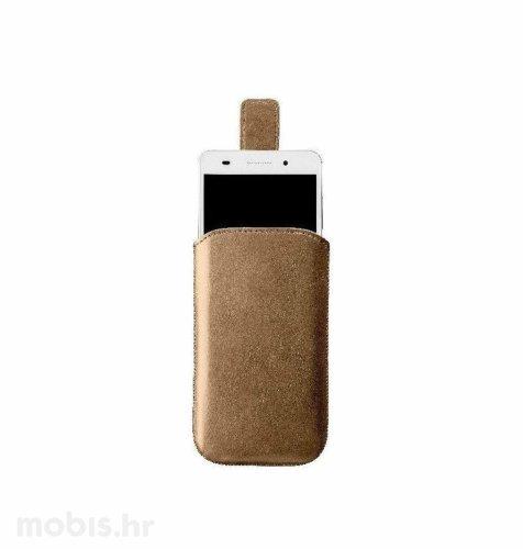 Etui za mobitel 3XL: smeđi