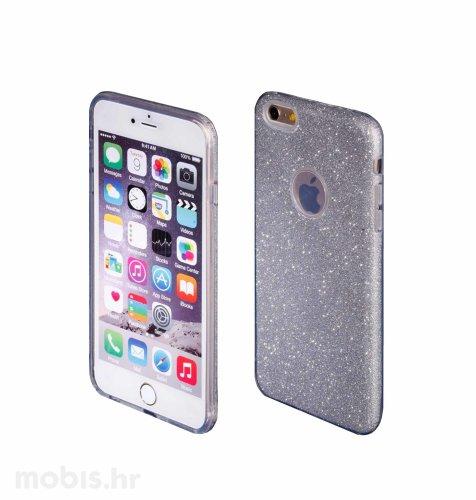 """Zadnje kućište """"Blink"""" za Apple iPhone 6/6S plus 5.5"""": srebrna"""