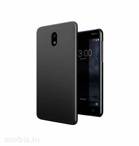 JCM silikonska maskica za Nokia 3 uređaj: crna