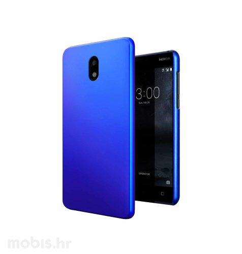 JCM silikonska maskica za Nokia 3 uređaj: plava