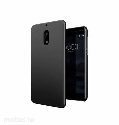 JCM silikonska maskica za Nokia 6 uređaj: crna