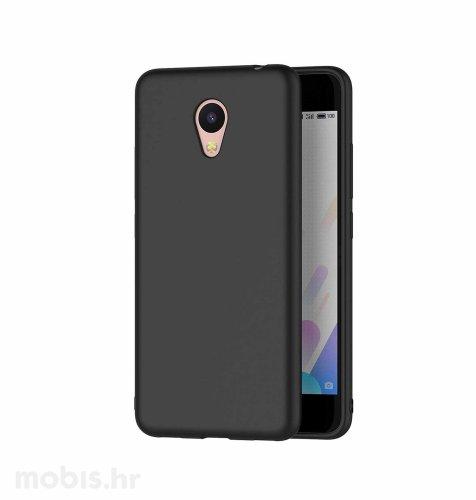 JCM silikonska maskica (soft) za Meizu M5C uređaj: crna