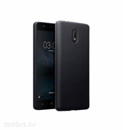 JCM silikonska maskica (soft) za Nokia 3 uređaj: crna