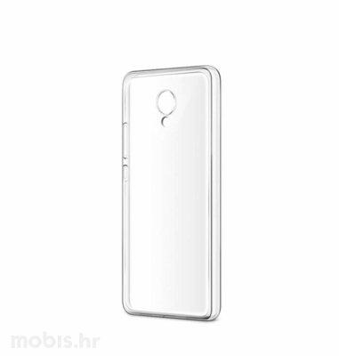 JCM silikonska maskica za Meizu M5 Note uređaj: prozirna