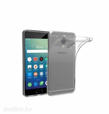 JCM silikonska maskica za Meizu M5C uređaj: prozirna