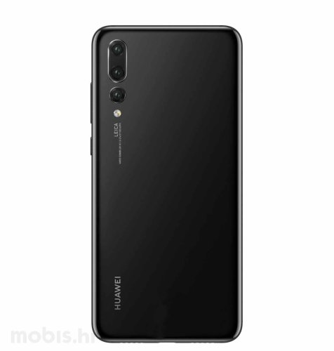 Huawei P20 PRO: crni