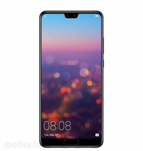 Huawei P20 4GB/128GB: crni