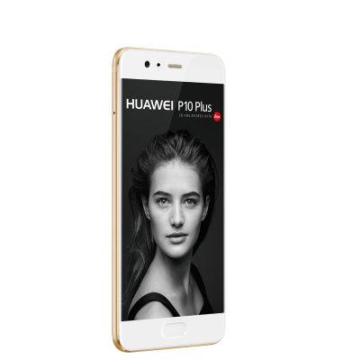 Huawei P10 Dual SIM: zlatni