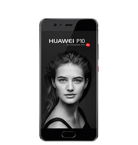 Huawei P10 Dual SIM: crni