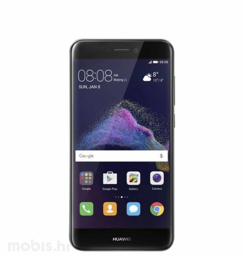 Huawei P9 lite (2017) Dual SIM: crni