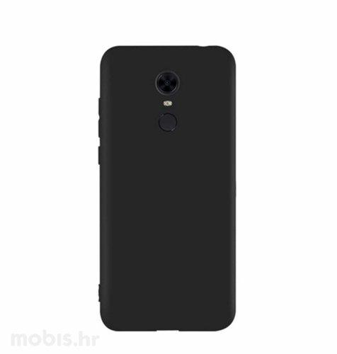 JCM silikonska maska za Xiaomi Redmi 5 Plus: crna