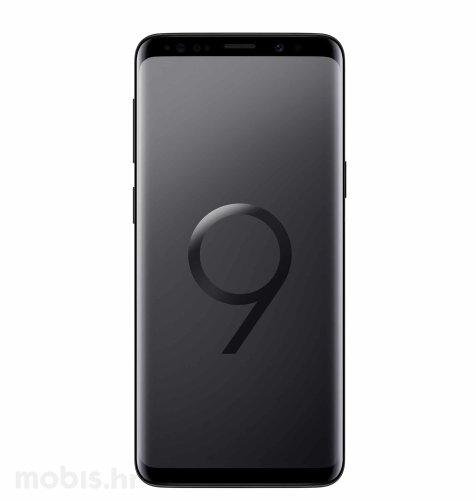 Samsung Galaxy S9 Dual SIM: crni