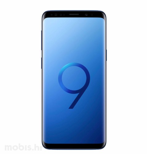 Samsung Galaxy S9 Dual SIM: plavi