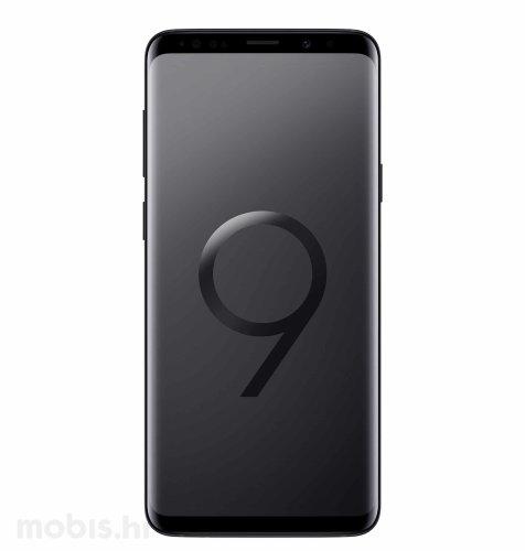 Samsung Galaxy S9+ Dual SIM: crni