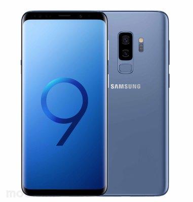 Samsung Galaxy S9+: plavi