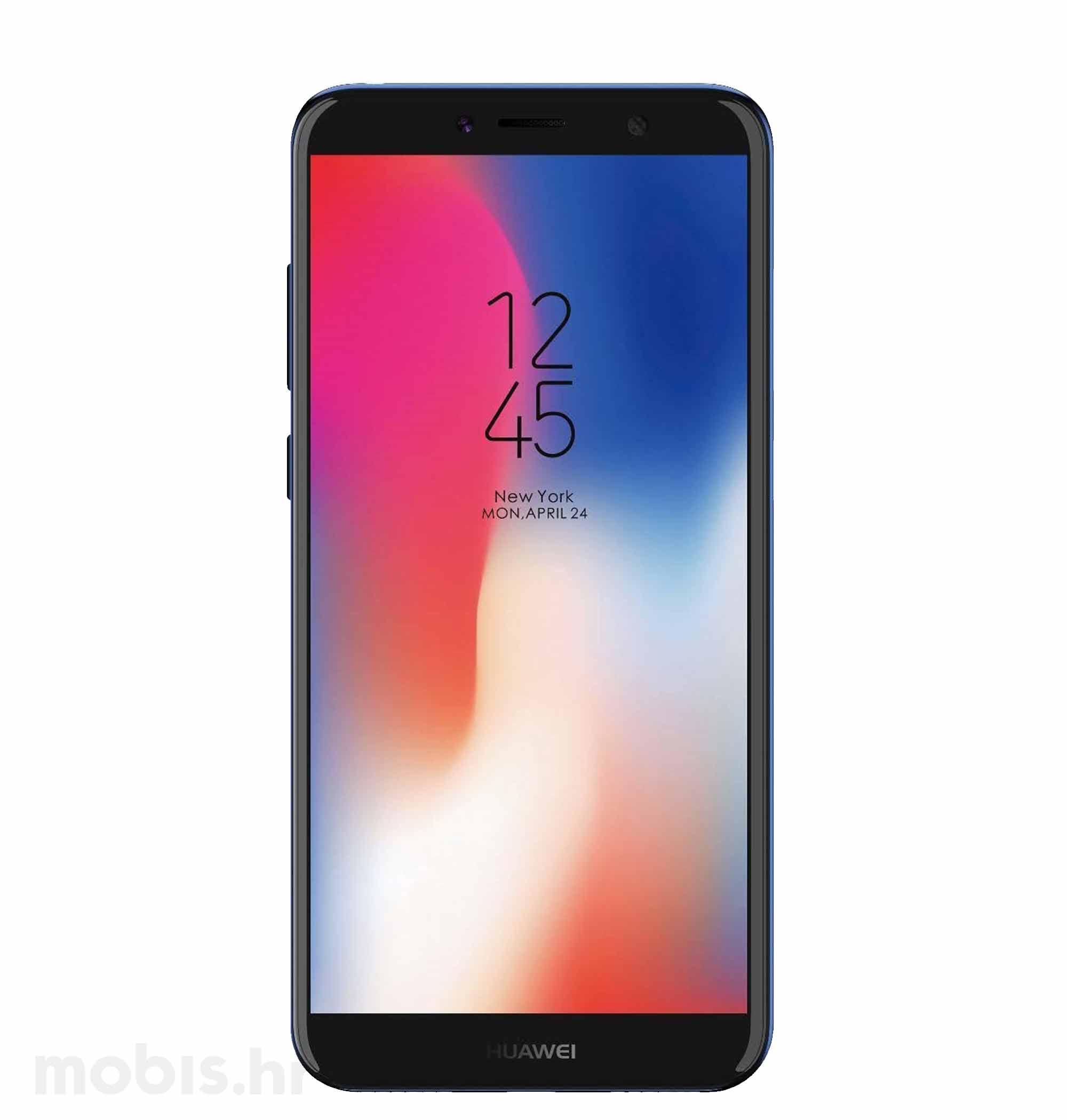 Huawei Y6 2018 Dual Sim Plavi Mobiteli