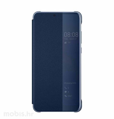 Preklopna maska za Huawei P20: plava