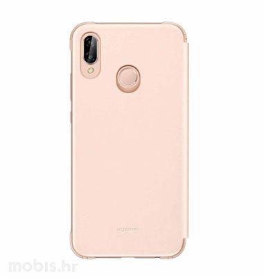 Preklopna maska za Huawei P20: roza