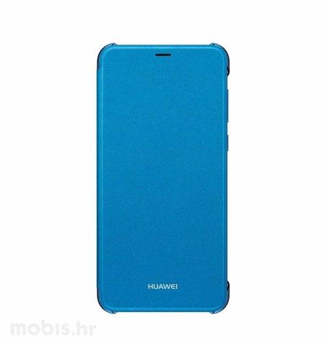 Preklopna maska za Huawei P Smart: plava