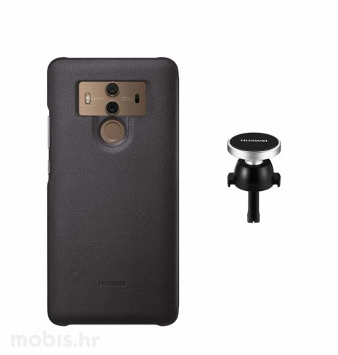 Set opreme za auto ( magnetna maskica + držač  ) za Huawei Mate 10 Pro