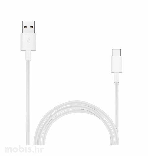 Kabel tip C: bijela