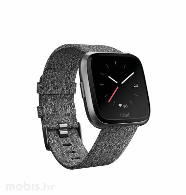 Fitbit Versa (NFC) special Edition: siva
