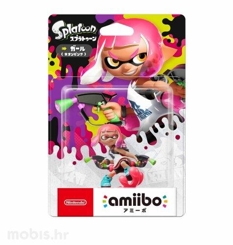 Igra Amiibo Splatoon 2 Pink Girl