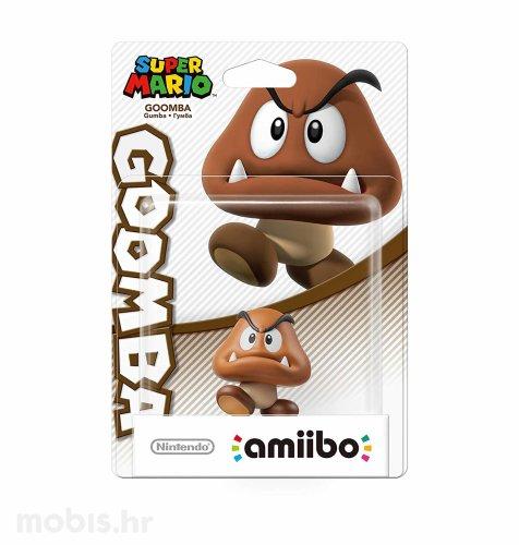 Igra Amiibo Super Mario Goomba