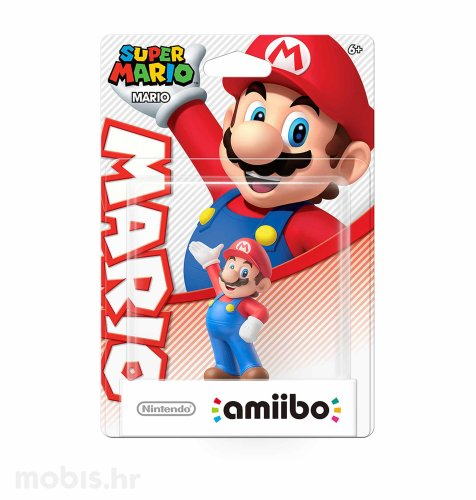 Igra Amiibo Super Mario Mario