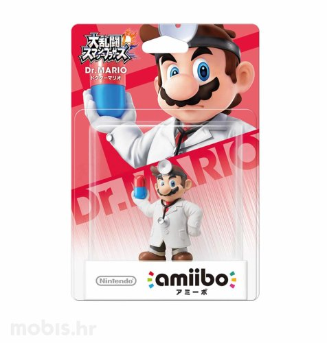 Igra Amiibo Super Smash Bros Dr. Mario no 42